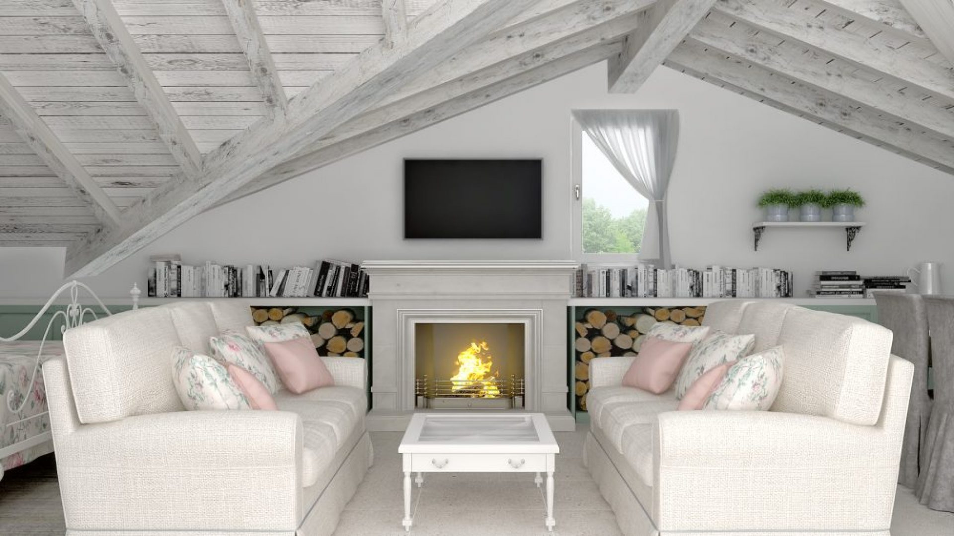 RESTYLING SOTTOTETTO
